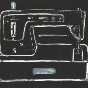 Sewing Machine Subtractive